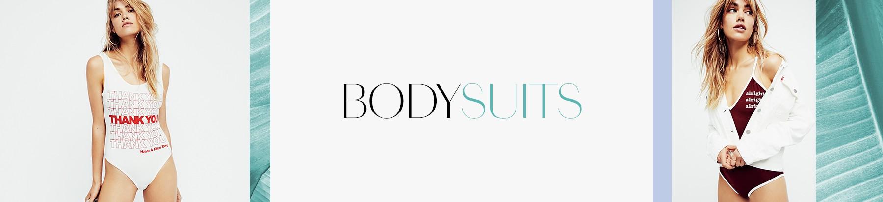 Graphic Bodysuits