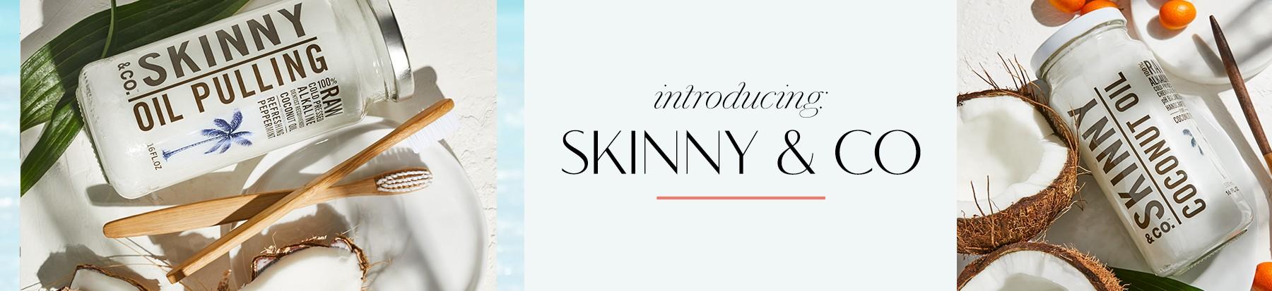 Skinny & Co Oil Pulling Coconut Oil