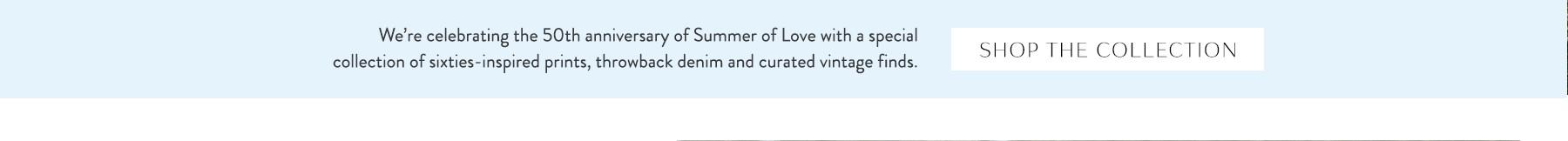 Shop the Summer of Love Lookbook