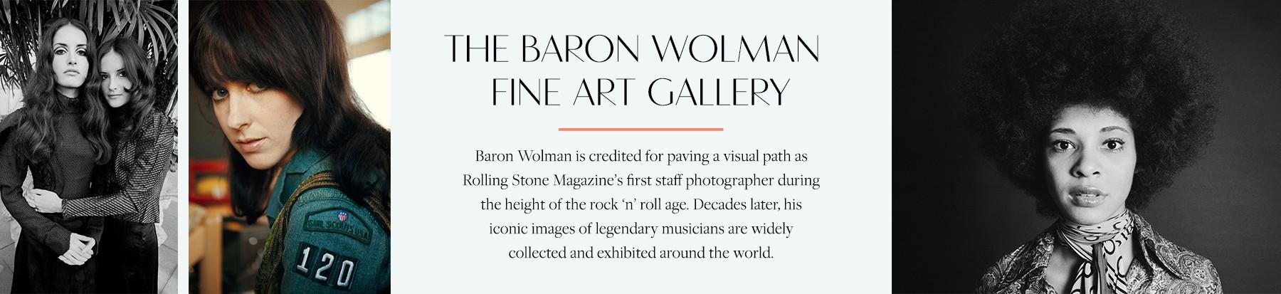 The Baron Wolman Fine Art Gallery