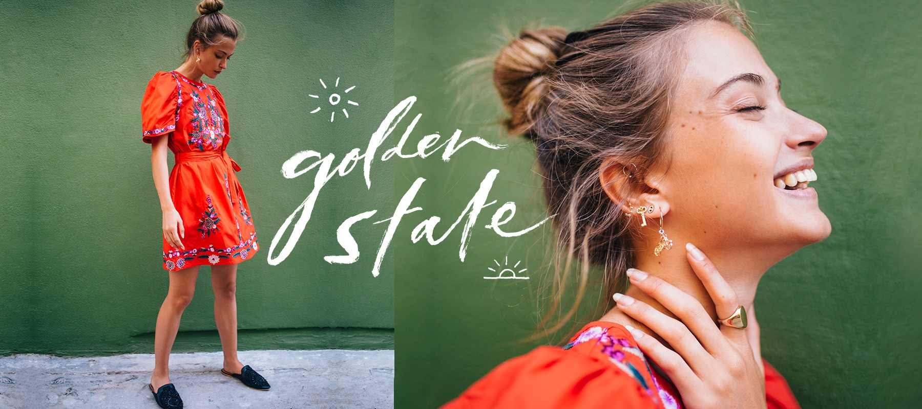 Shop the Golden State Lookbook