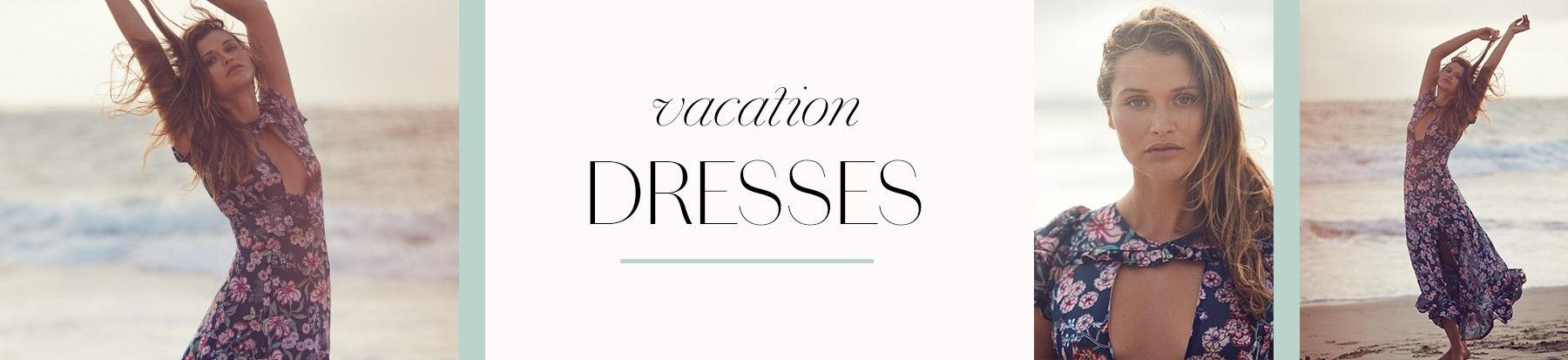 Vacation - Dresses