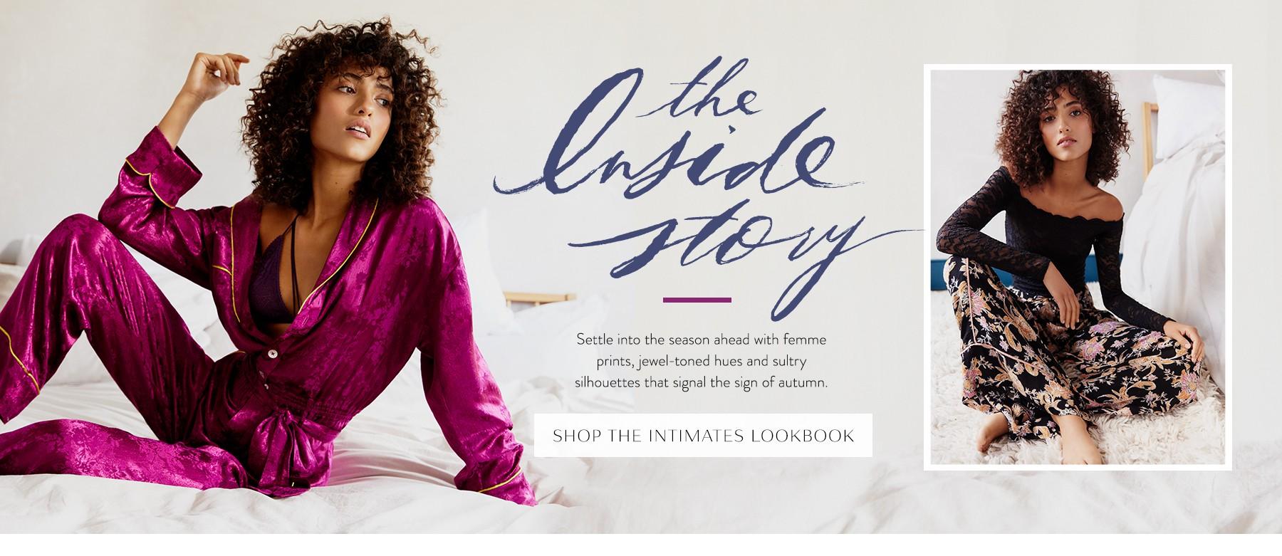 Sexy Lingerie, Cute Intimates + Loungewear | Free People