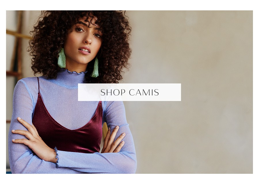 Shop Camis