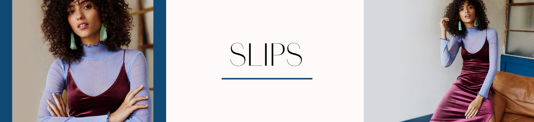 Slip Dresses for Women