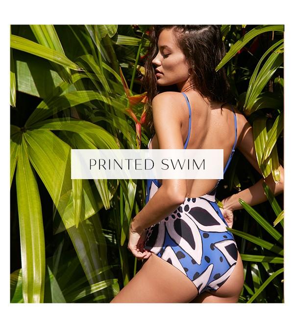 Shop Printed Swimwear