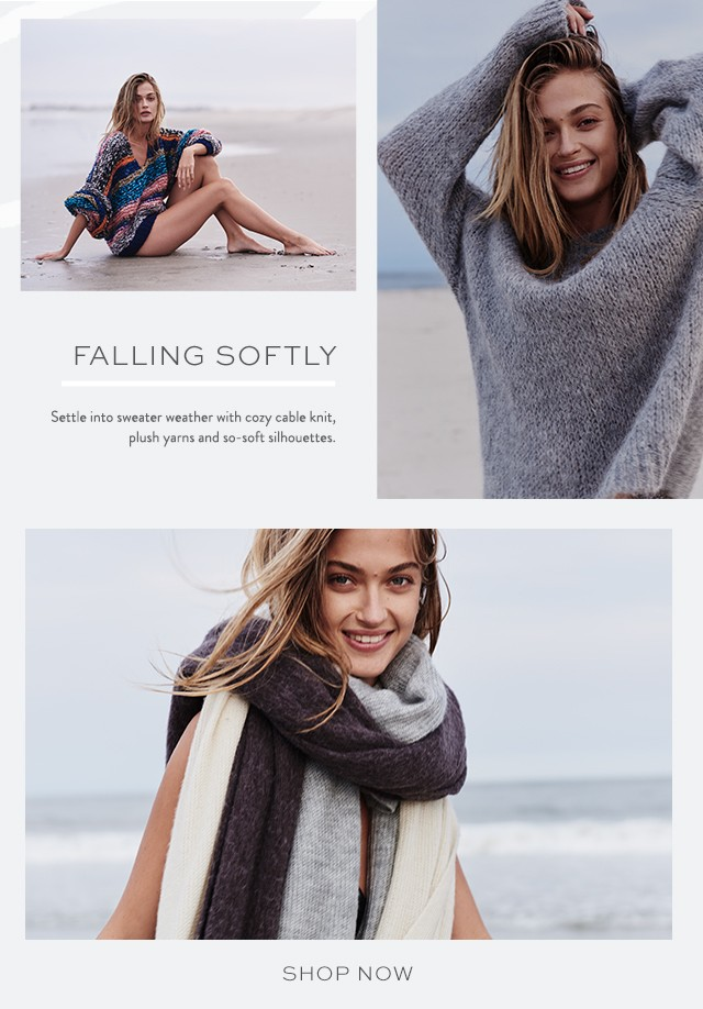Shop the Falling Softly Trend