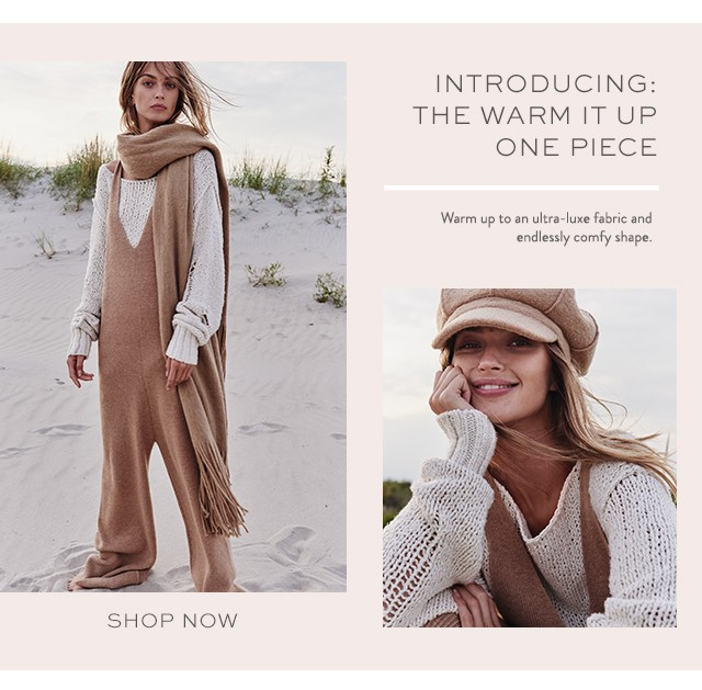 Shop the Warm it Up One Piece