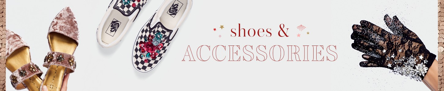 Free People Gift Shop - Shoes and Accessories