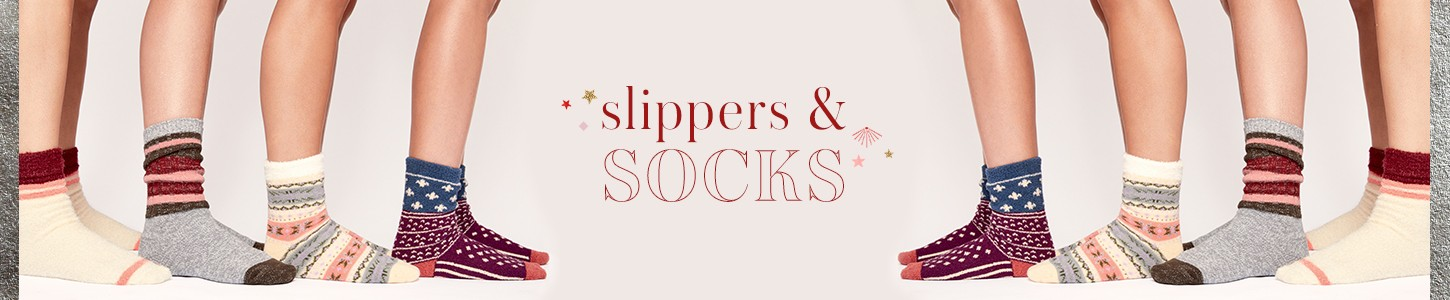 Free People Gift Shop - Slippers