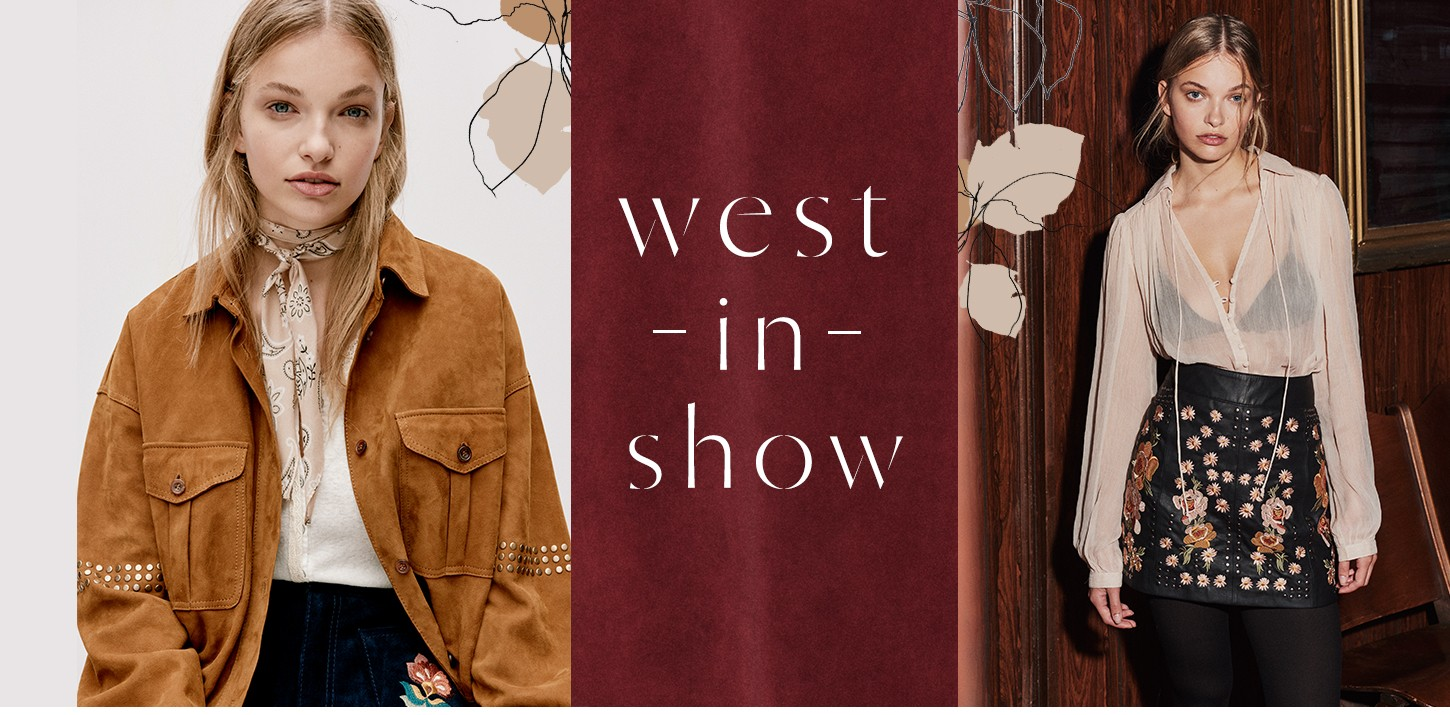 The West in Show Editorial