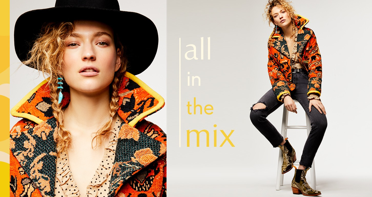All in the Mix Lookbook