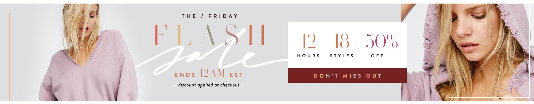 Shop the Flash Sale at Free People