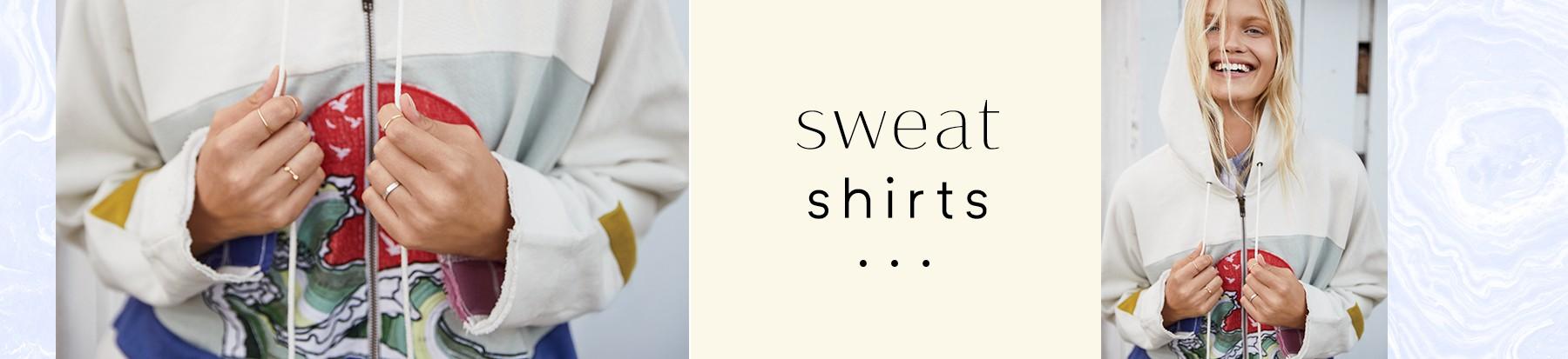 Lace Sweatshirt