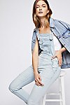 Thumbnail View 4: Washed Denim Dungarees