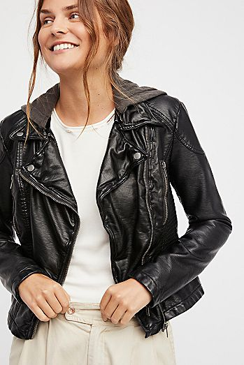 Faux Fur Coats & Vegan Leather Jackets | Free People