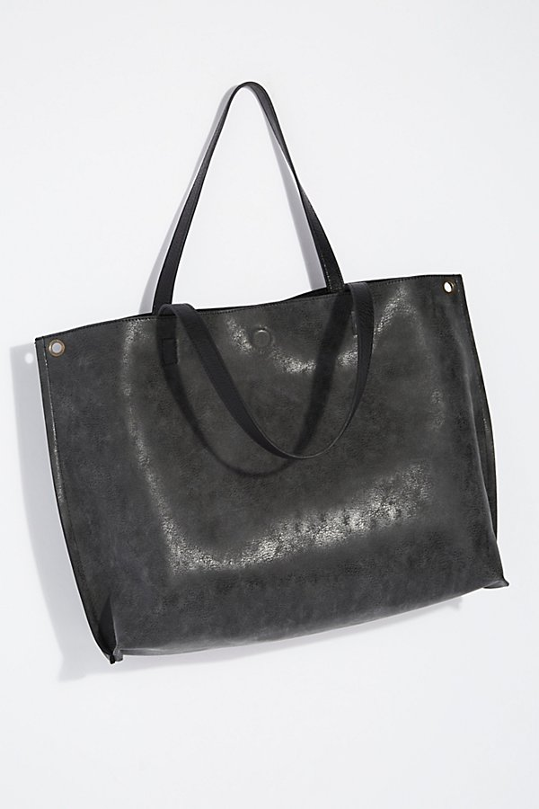 Slide View 2: Slouchy Vegan Tote