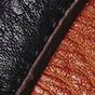 Tan / black