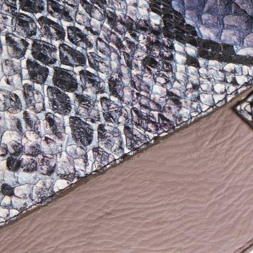 Lavender Snake / Taupe