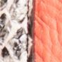 绯红色蛇纹