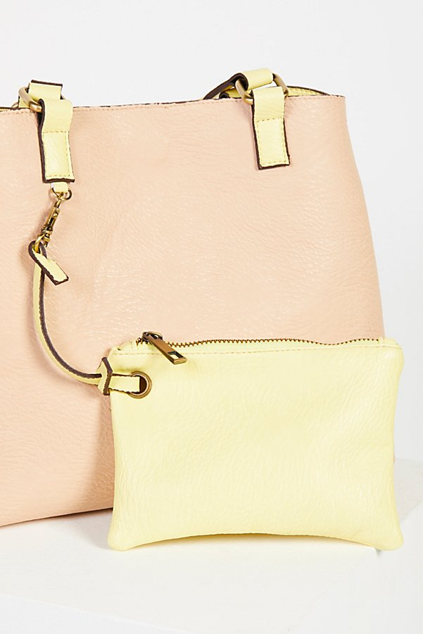 Slide View 4: Reversible Vegan Crossbody