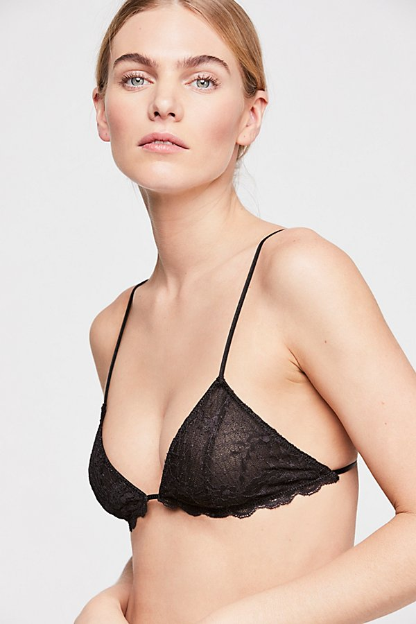 Slide View 1: Essential Triangle Bra