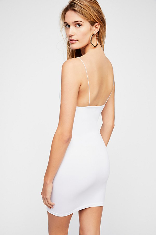 Slide View 2: Skinny Strap Bodycon Dress