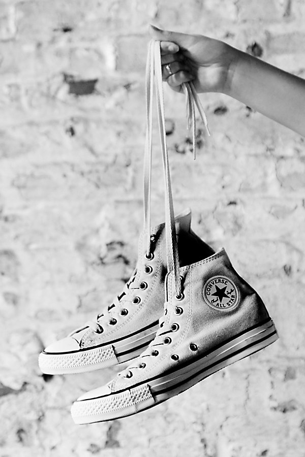 Charlie Hi Top Converse at Free People