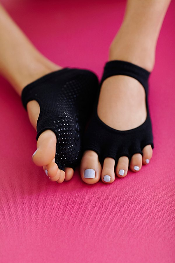 Namaste Yoga Sock by toesox at Free People