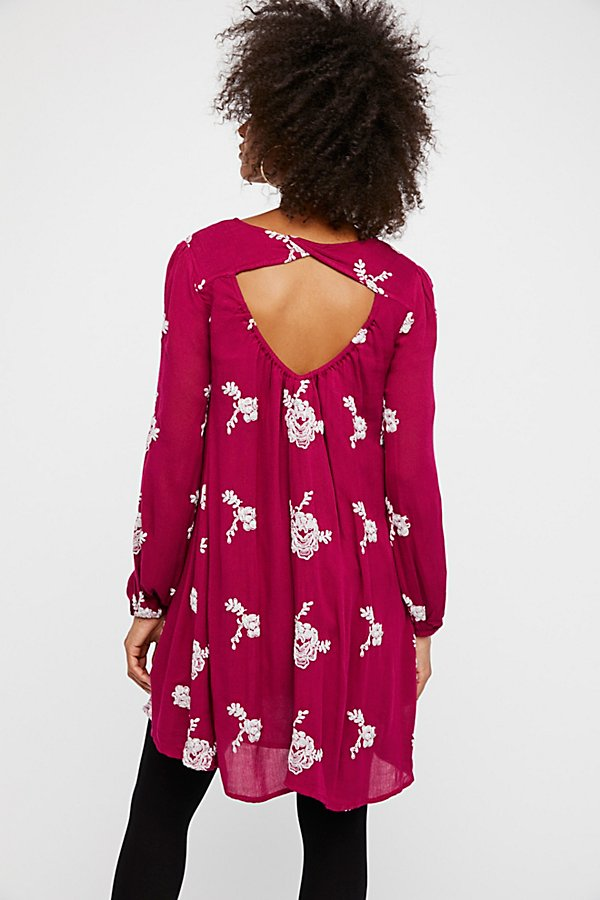 Slide View 2: Embroidered Austin Dress