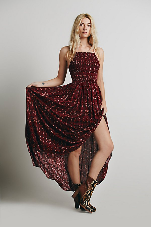 Slide View 2: Sugar Town Printed Maxi