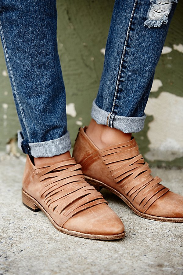 Lost Valley Ankle Boot by FP Collection at Free People