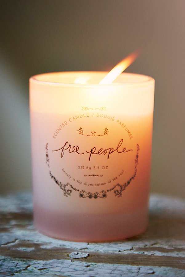 Slide View 1: Free People Candle