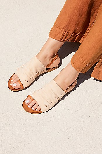 Lake House Sling Back Sandal