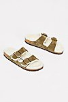 Thumbnail View 2: Arizona Shearling Birkenstock Sandal