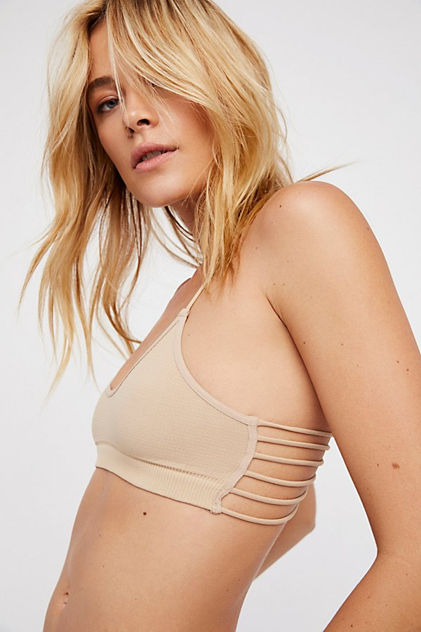 Slide View 1: Strappy Side Bra