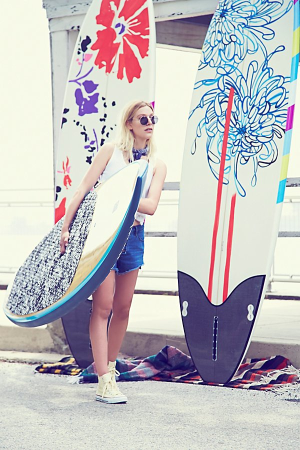 Slide View 1: FP Hand Painted Sup Board