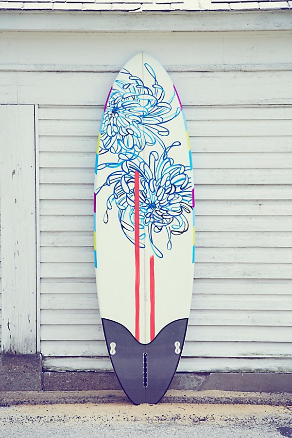 Slide View 2: FP Hand Painted Sup Board