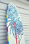 Thumbnail View 4: FP Hand Painted Sup Board