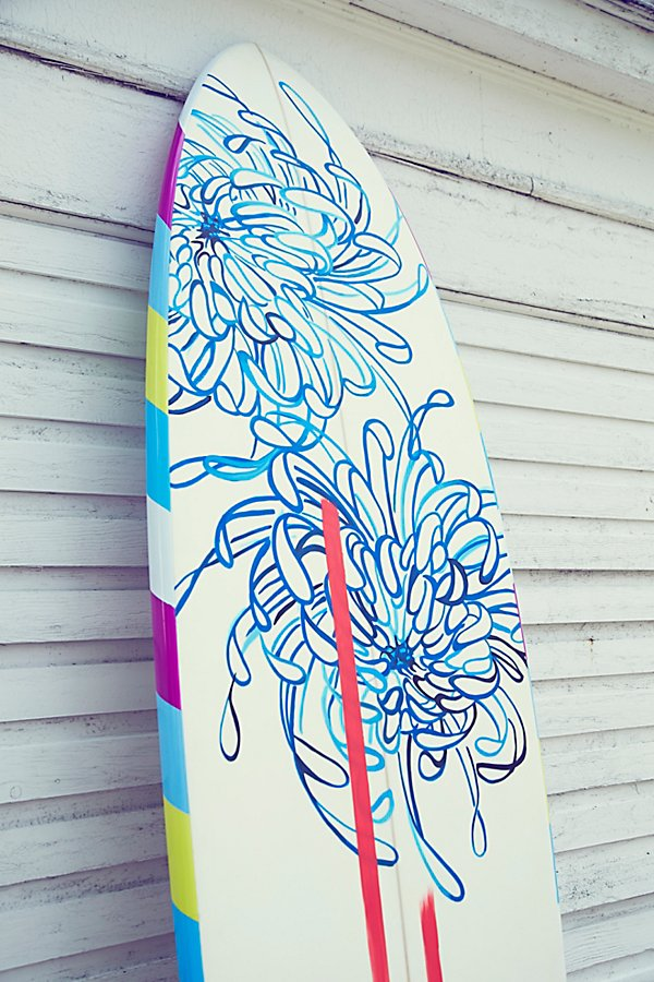 Slide View 4: FP Hand Painted Sup Board