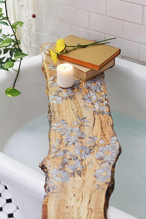 Flower Pressed Tub Board   Free People