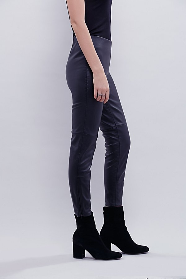 Slide View 5: Lana Vegan Leather Legging