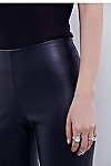 Thumbnail View 6: Lana Vegan Leather Legging