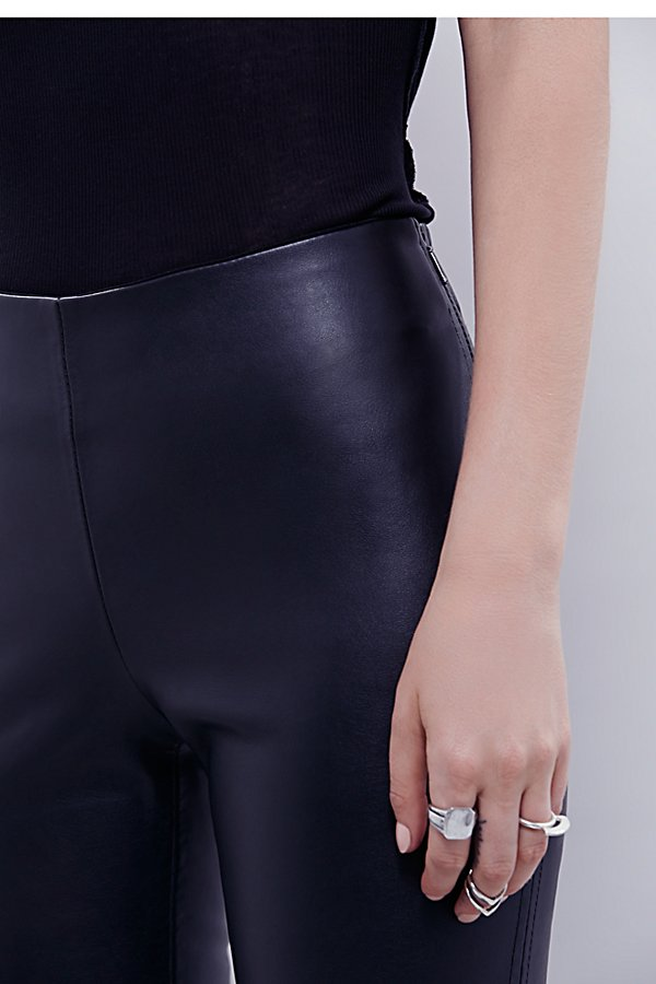 Slide View 6: Lana Vegan Leather Legging