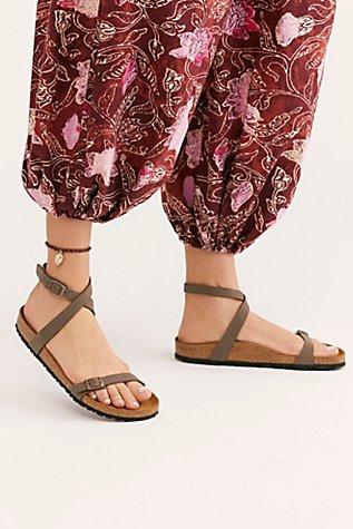 Daloa Ankle Strap Sandals