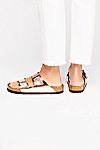 Thumbnail View 4: Arizona Metallic Birkenstock Sandal