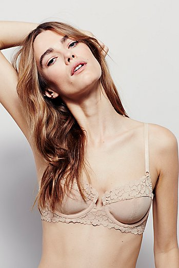 Top Notch Underwire Bra
