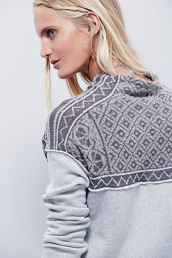 Slide View 4: Snow Bunny Pullover