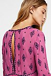 Thumbnail View 4: Diamond Embroidered Top