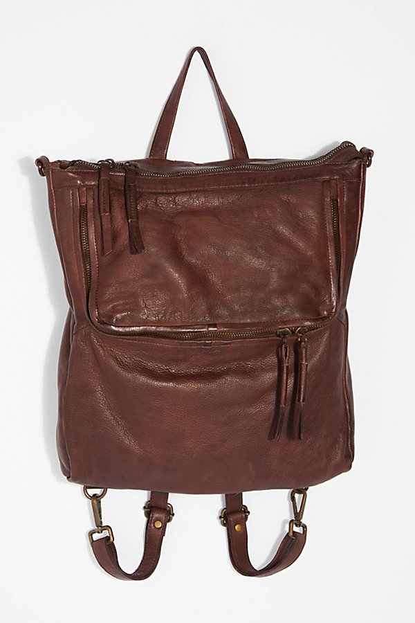 Slide View 2: Loved Leather Messenger